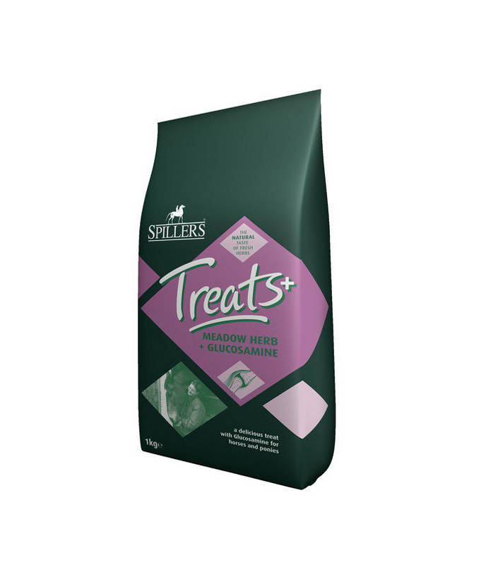 Spillers Meadow Herb Treats + Glucosamine
